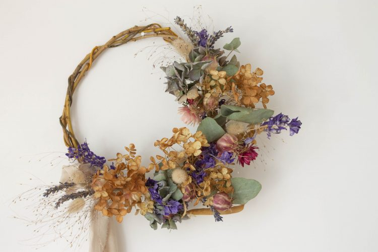 Lotts and Lots | Flower Wreath