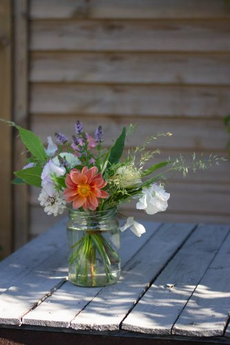 Lotts and Lots | Flowers In Jar