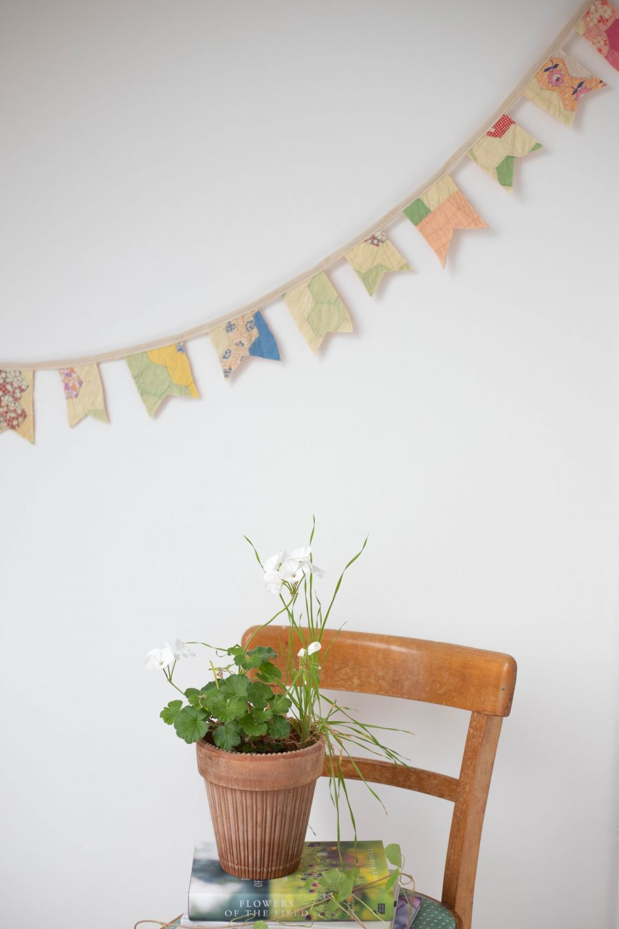 Hand Remade Co bunting