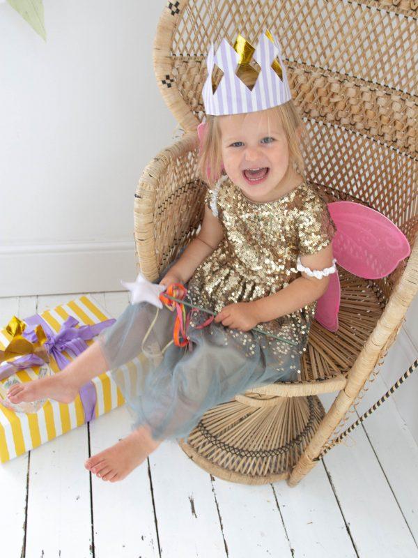 DIY Fairy dress up kit