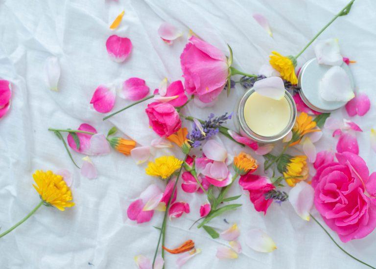 floral hand balm recipe